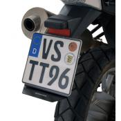 Rear Splash Guard, BMW F800GS/ADV, F700GS, F650GS-Twin