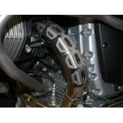 Exhaust Guards for 1.3in-1.6in (pair) 12.5 inches long