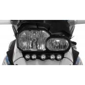 LED Daytime Running Lights, BMW F800GS, up to 2012