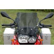 Large Touring Windscreen, BMW F800GS, F700GS,F650GS-Twin, 2008-on TINTED