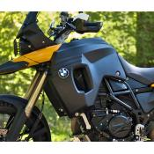 Large Fuel Tank BMW F800GS, up to 2012, Painted Matte Black
