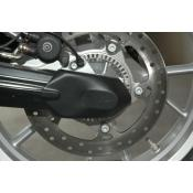 Swingarm axle cover LEFT BMW F800GS/ADV, F700GS, F650GS-Twin