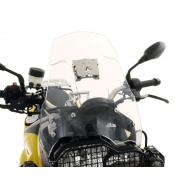 Spoiler for windscreen BMW F800GS *lockable*