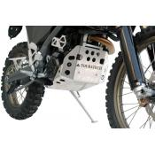 Large Aluminum Skid Plate, BMW G650X Challenge