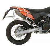 Pannier rack Stainless Steel KTM 690 Enduro