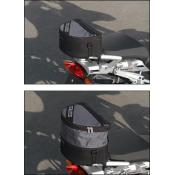 Tail Rack Bag, BMW R1200GS, Triumph Tiger Explorer 1200