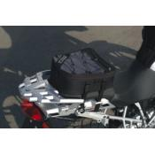 Passenger Seat bag R1200GS & Adventure - BLACK/GRAY