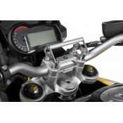 GPS Handlebar Bracket Adapter, for 20mm Bar Risers, BMW F850GS / ADV