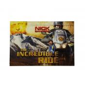 Book - The Incredible Ride by Nick Sanders (Autographed Copy)