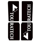 Touratech Fork Decal Set,  BMW R1150GS / ADV