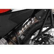 Exhaust Heat Shield, Rear, BMW G650GS / Sertao, 2011-on