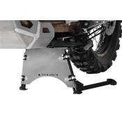 Center Stand Engine Guard Extension, BMW G650GS / F650GS (single cyl.)