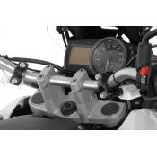Handlebar Risers, 34mm, BMW G650GS / Sertao, 2011-on
