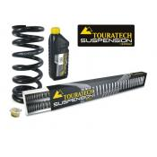 Touratech Progressive Fork & Shock Spring Kit, Kawasaki KLR650, 2008-on