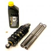 Touratech 55mm Lowering Rear Shock & Fork Springs Kit, BMW G310GS