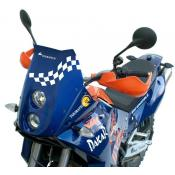 KTM 950/990 LC8 Adventure light cowling twin headlights DE/Xenon, blue