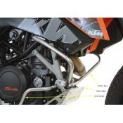 Crash bar, top (Radiator Hard Part) KTM 690 Enduro / R, All Years