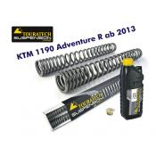 Touratech Progressive Fork Springs, KTM 1190 Adventure R