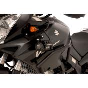Auxiliary Xenon (HID) Light, Left Side, Suzuki V-Strom DL650 (2006-2011)