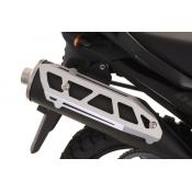 Aluminum Muffler Guard, Suzuki V-Strom DL650 (up to 2012)