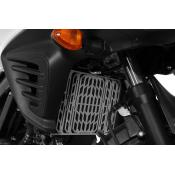 Radiator Guard, Silver, Suzuki V-Strom DL650 2012-on