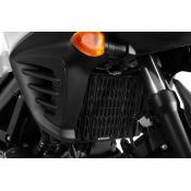 Radiator Guard, Black, Suzuki V-Strom DL650 2012-on