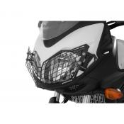 Quick-Release Stainless Steel Headlight Guard, Suzuki DL650 V-Strom, 2012-2016