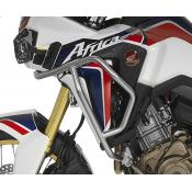 Upper Fairing Crash Bars, Stainless, Honda Africa Twin CRF1000L