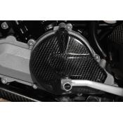 Carbon Fiber Alternator Cover Guard, Husqvarna TE