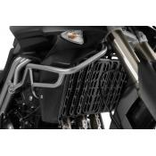Radiator Guard, Black, Triumph Tiger 800 / XC