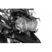 Quick Release Clear Headlight Guard, Triumph Tiger 800 / XC, 1200 Explorer
