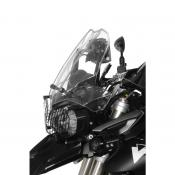 Windscreen Adjustment Bracket w/ GPS Mounting Bar, Triumph Tiger 800