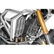 Aluminum Radiator Guards, Triumph Tiger 900