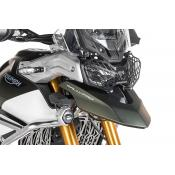 Quick Release Aluminum Headlight Guard, Triumph Tiger 900