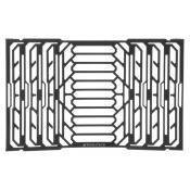Aluminum Radiator Guard, Triumph Tiger Explorer 1200