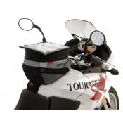 Touring tank bag, Triumph Tiger 1050i