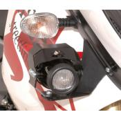 Auxiliary fog light, right, Triumph Tiger 1050i