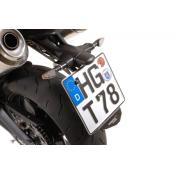 Rear Splash Guard Triumph Street Triple 675