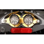 Dual LED Tail Light Kit, BMW F800R / F800ST
