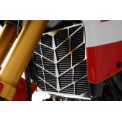 Stainless Steel Radiator Shield, Ducati Multistrada 1200 (2010-2014)