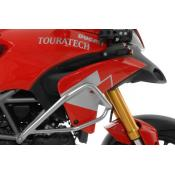 Crash Bars, Electropolished Stainless, Ducati Multistrada 1200 (2010-2014)