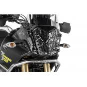 Quick Release Aluminum Headlight Guard, Yamaha Tenere 700