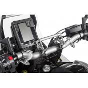 GPS Handlebar Bracket Adapter, for 20mm Bar Risers, Yamaha Tenere 700