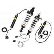 Touratech Plug & Travel ESA Upgrade Shock Set, BMW R1200GS & Adventure, 2007-2013 (Oil Cooled)