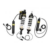 Touratech Plug & Travel Expedition ESA Upgrade Shock Set, BMW R1200GS & Adventure, 2007-2013 (Oil Cooled)