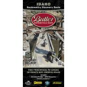 Idaho Backcountry Discovery Route (IDBDR), Butler Motorcycle Map