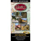 Butler Motorcycle Maps - 5 State Package + Planning Map