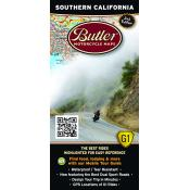 Butler Motorcycle Maps - Southern California