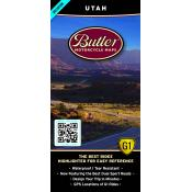 Butler Motorcycle Maps - Utah