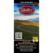Butler Motorcycle Maps - Colorado